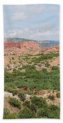 Caprock Canyon State Park  Beach Towel
