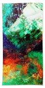 Gaia Symphony Beach Towel
