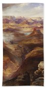 Grand Canyon Of The Colorado River Beach Towel