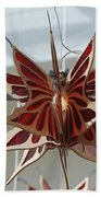 Hanging Butterfly Beach Towel