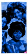 Martha And The Vandellas Collection Beach Towel