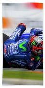 Motogp Beach Towel