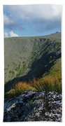 Mount Washington - New Hampshire White Mountains Beach Towel