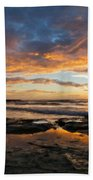 Native Landscape Beach Towel