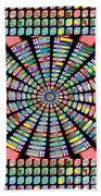 Novino Sale Fineart Chakra Mandala Round Circle Inspirational Healing Art At Fineartamerica.com By N Beach Towel