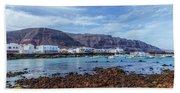 Orzola - Lanzarote Beach Sheet