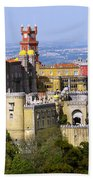 Pena Palace Beach Towel