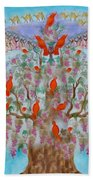 Prosperity And Blessing Beach Towel