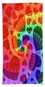 Rainbow Love Beach Towel