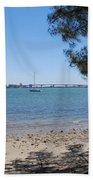 Sarasota Bay Beach Towel