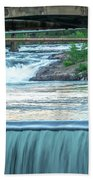 Scenes Around Spokane Washington Downtown Beach Towel