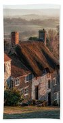 Shaftesbury - England Beach Towel