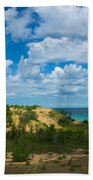 Sleeping Bear Dunes Beach Towel