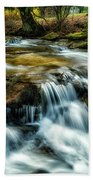Spring Along Anthony Creek Beach Towel