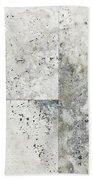 Stone Tiles Beach Towel