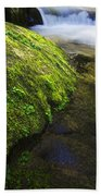 Sweet Creek Oregon 12 Beach Towel