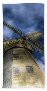 Upminster Windmill Essex Beach Towel