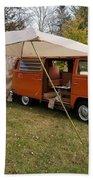 Volkswagen Bus T2 Westfalia Beach Towel