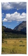 Yellowstone Vista Beach Towel
