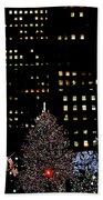 30 Rock, Christmas Eve, 2011 Beach Towel
