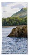 Alaska_00032 Beach Towel