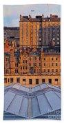 Edinburgh, Scotland Beach Towel