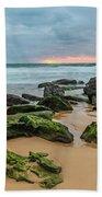 Dawn Seascape Beach Towel