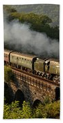 34067 Tangmere On Return. Beach Towel