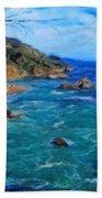Nature Landscape Pictures Beach Towel