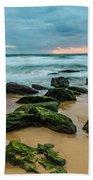 Dawn Seascape Beach Sheet
