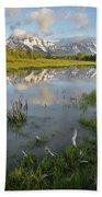 Grand Teton National Park Beach Towel