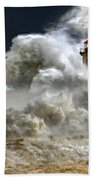 Oil Painting Landscape Pictures Beach Towel