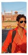 Harpal Singh Jadon Beach Towel