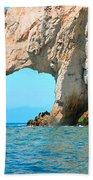 El Arco Beach Towel