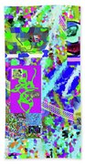 4-12-2015cabcdefghijkl Beach Towel