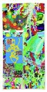 4-12-2015cabcdefghijklmnopqrtu Beach Towel