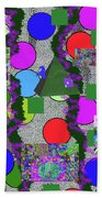 4-8-2015abcdefghijk Beach Towel