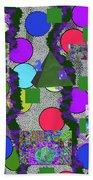 4-8-2015abcdefghijkl Beach Towel