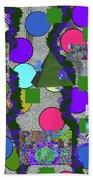 4-8-2015abcdefghijklm Beach Towel