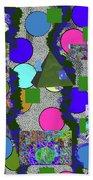 4-8-2015abcdefghijklmn Beach Towel