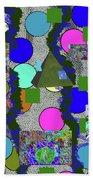 4-8-2015abcdefghijklmno Beach Towel
