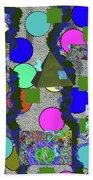 4-8-2015abcdefghijklmnop Beach Towel