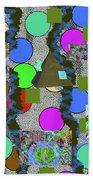 4-8-2015abcdefghijklmnopqr Beach Towel