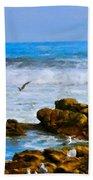 Art Of Landscape Beach Towel