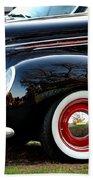 Classic Ford  Beach Sheet