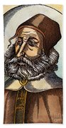 Galen, 129-c200 A.d. Beach Towel