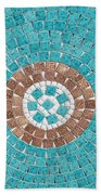 Hans Mosaic Beach Towel