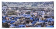 Jodhpur - India Beach Towel