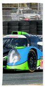 Ligier Js P3 Le Mans Prototype 3 Lmp3 Beach Towel