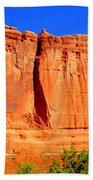 Moab Landscape Beach Towel